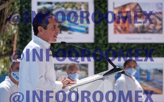 Inauguracion de infraestructur de la UT de Cancun