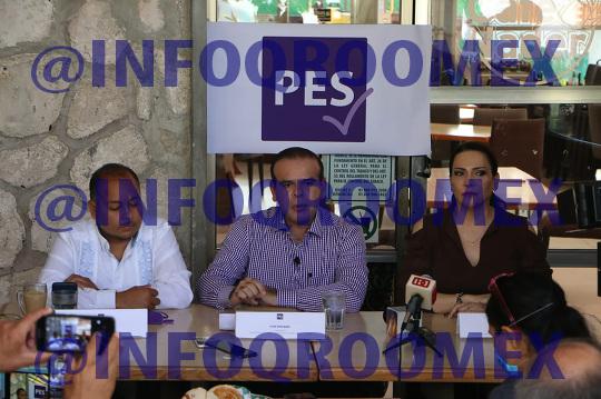 PES presenta objetivos frente al partido