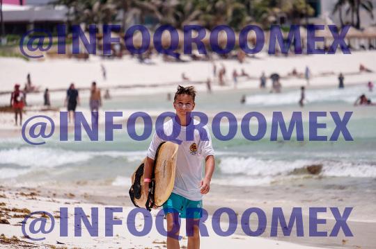 Playa Gaviota Azul de la Zona Hotelera de Cancun